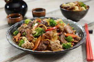 لیستی از غذاهای چینی