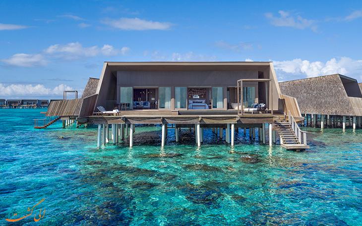 هزینه اقامت در مالدیو