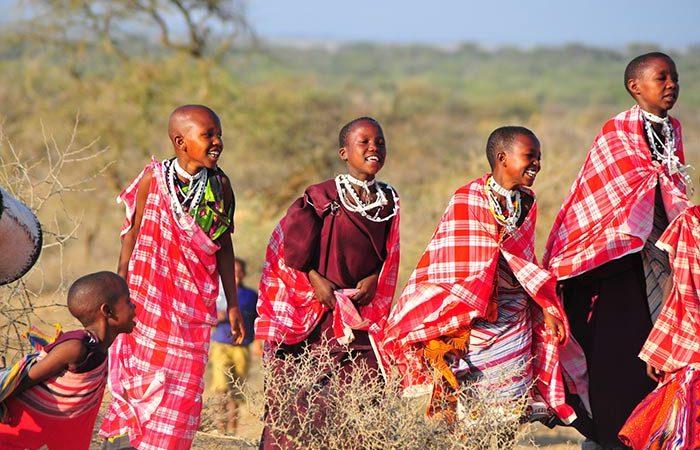 مردمان آفریقا
