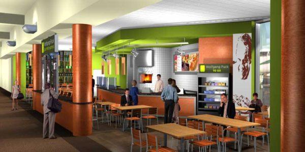 بهترین رستوران های فرودگاهی