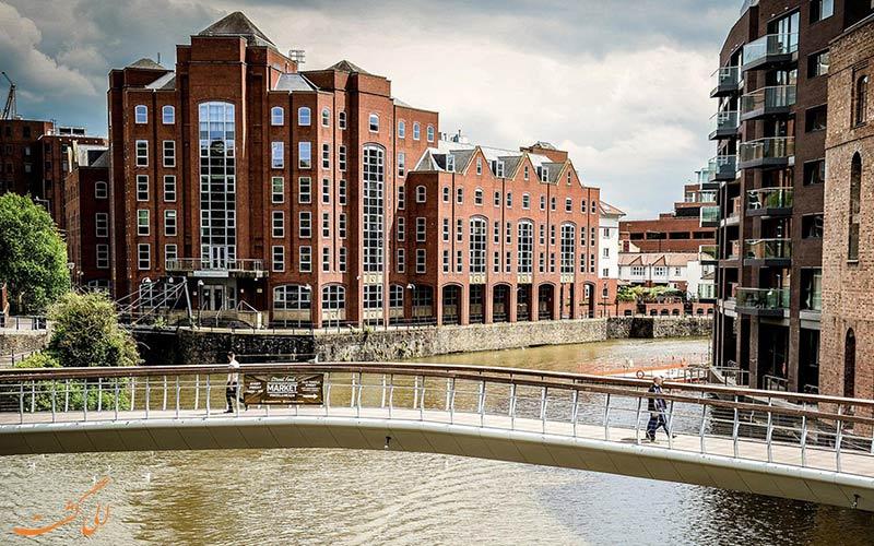 بریستول-انگلستان-بهترین دانشگاه های انگلستان