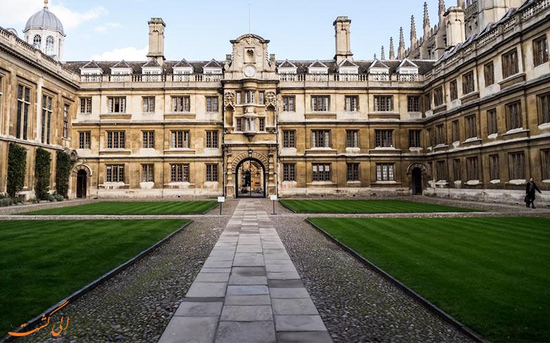 دانشگاه کمبریج-بهترین دانشگاه های انگلستان