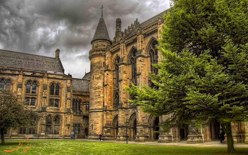 دانشگاه گلاسکو-بهترین دانشگاه های انگلستان