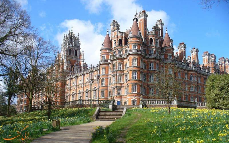 کالج امپریال لندن-بهترین دانشگاه های انگلستان