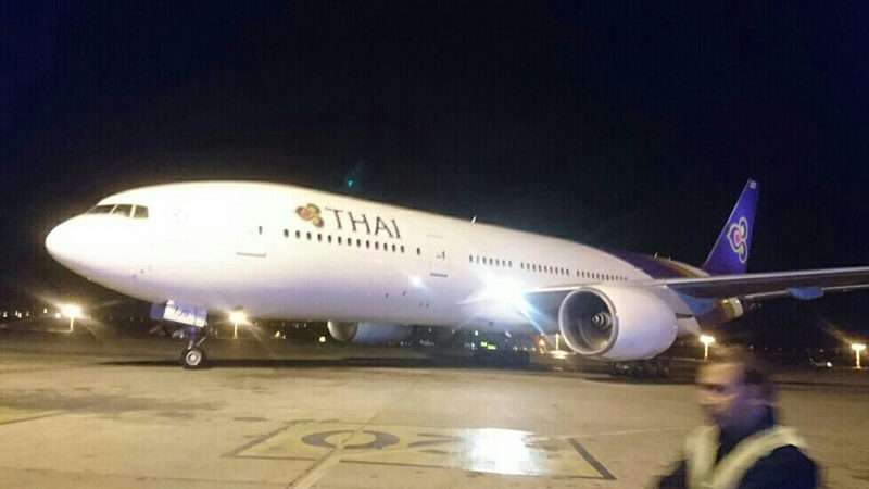 هواپیمای شرکت ایرویز