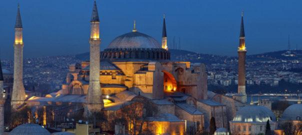 مسجد ایا صوفیه Hagia Sophia