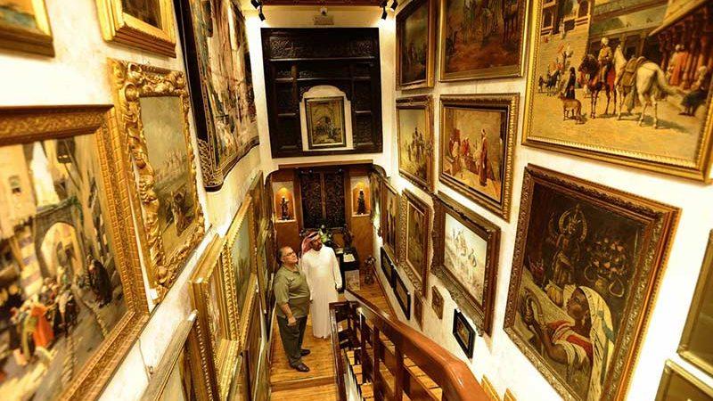 گالری های هنری در ابوظبی