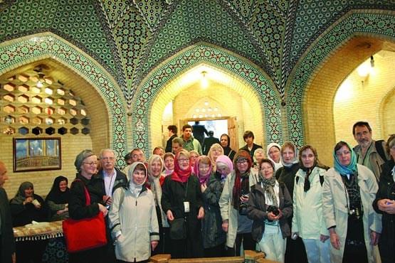 گردشگران خارجی در ایران
