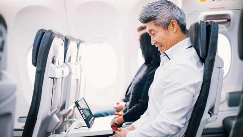 بهترین صندلی هواپیما