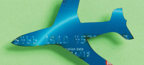 کارت های اعتباری در سفر