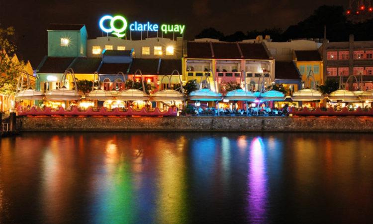اسکله کلارک در سنگاپور