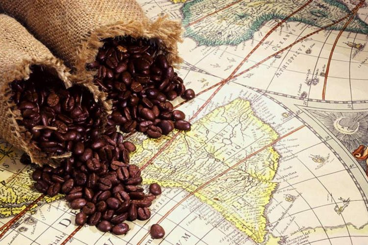 قهوه در برزیل
