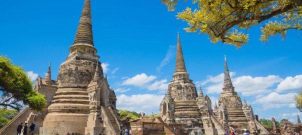 آیوتایا ( Ayutthaya )