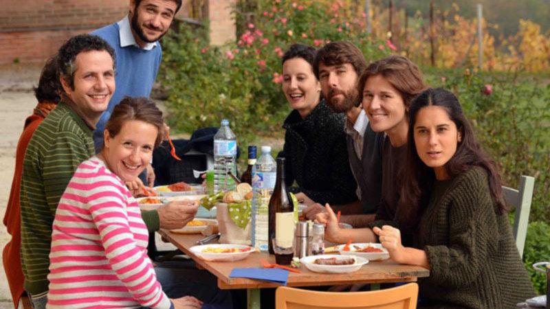 عشق به خانواده در ایتالیایی ها