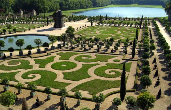 باغ های کاخ ورسای