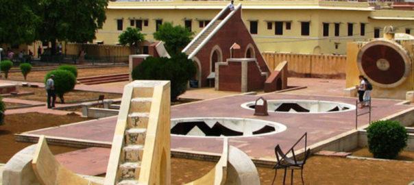 رصد خانه ی جانتار مانتار در جیپور