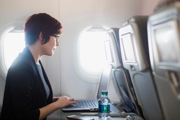 نکات سفر در هواپیما