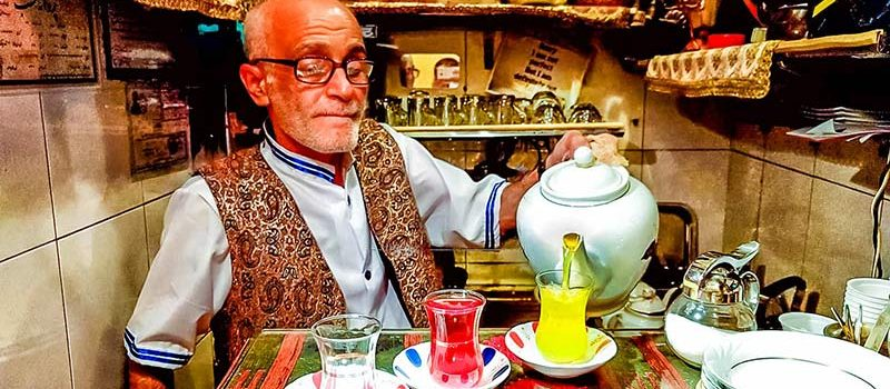 قهوه خانه حاج علی درویش