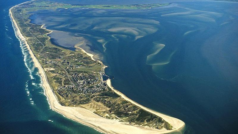 جزایر فریزیان (Frisian Islands)