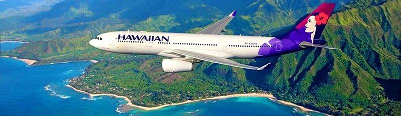 خطوط هواپیمایی هاوایی