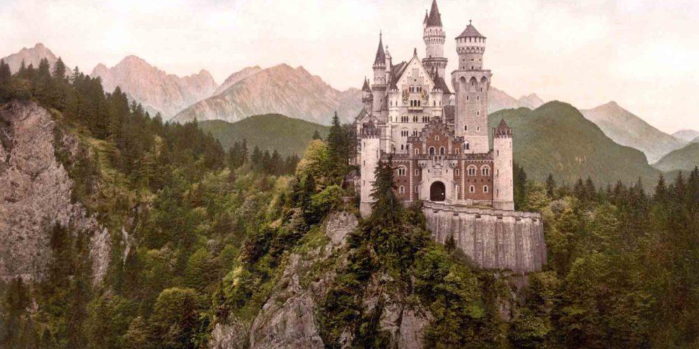 قصرهای سلطنتی