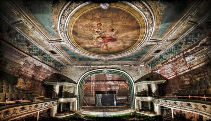 سالن نمایش نیو بدفورد اورفیوم، ایالات متحده
