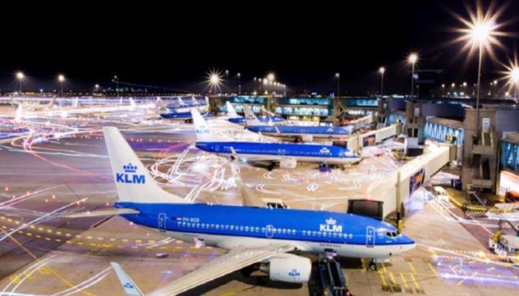 فرودگاه آمستردام