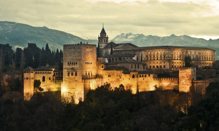 مسجد الحمرا(Alhambra)