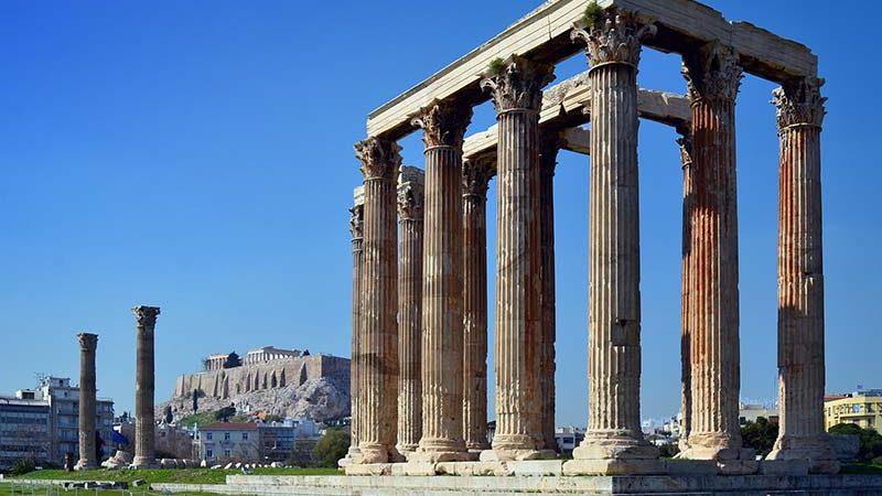 بنای المپیک زئوس