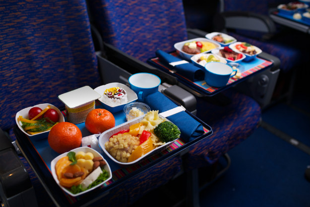 غذا قبل از سفر