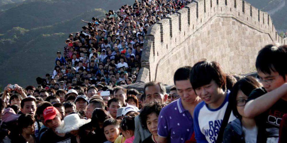china people