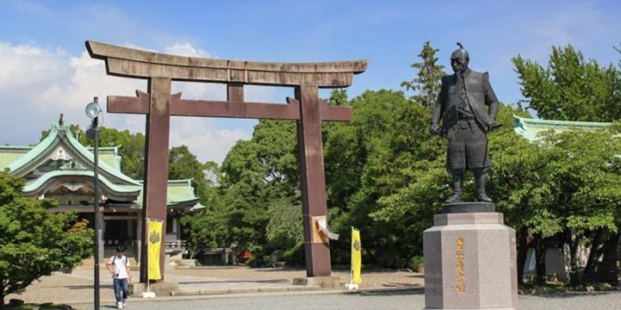 مجسمه های ژاپن