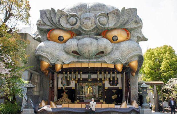 مجسمه های معروف ژاپنی