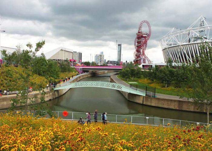 پارک المپیک ملکه الیزابت