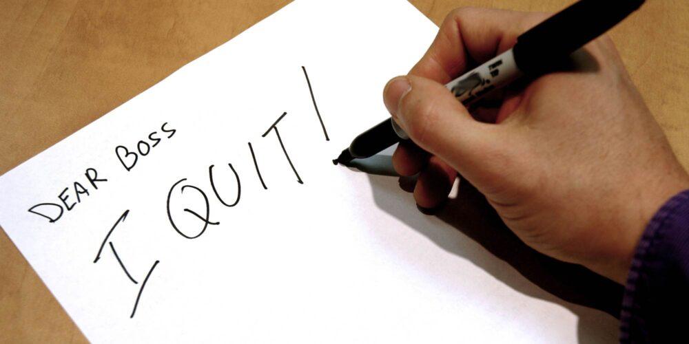 استعفا-نامه