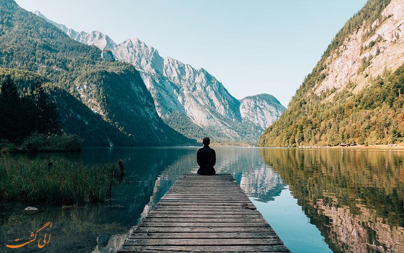 تفکر در طبیعت درباره سفر و اهمیت سفر رفتن