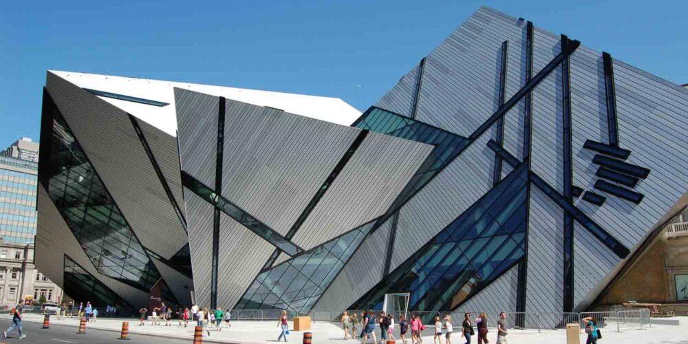 موزه-سلطنتی-انتاریو،-تورنتو