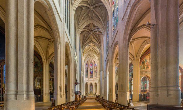 کلیساهای قدیمی