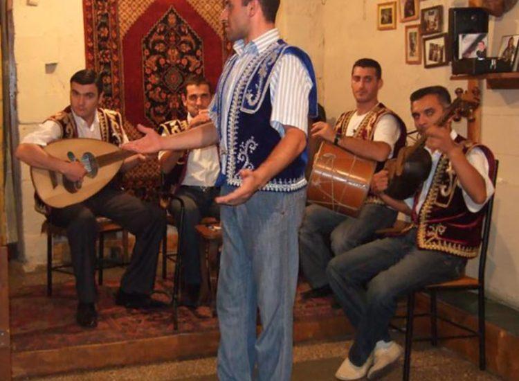 موسیقی در ارمنستان