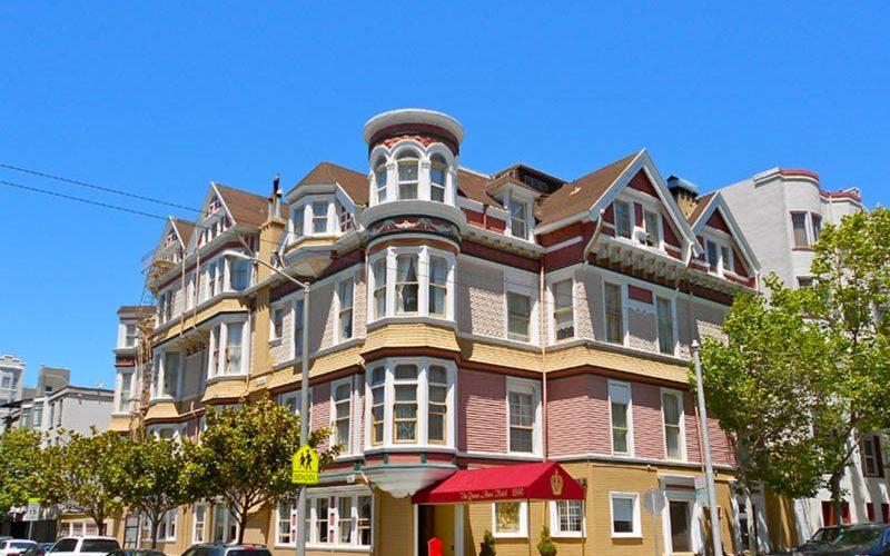 Queen Anne Hotel, San Francisco, California