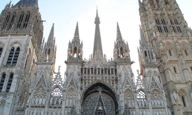 کلیسایی در فرانسه