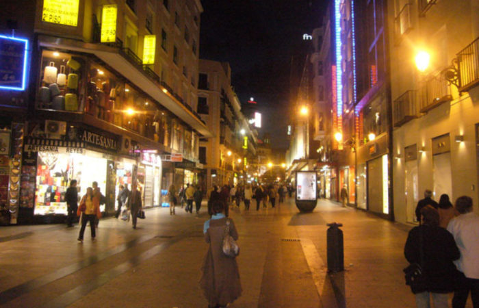 خیابان کایه د پرسیادوس (Calle de Preciados)