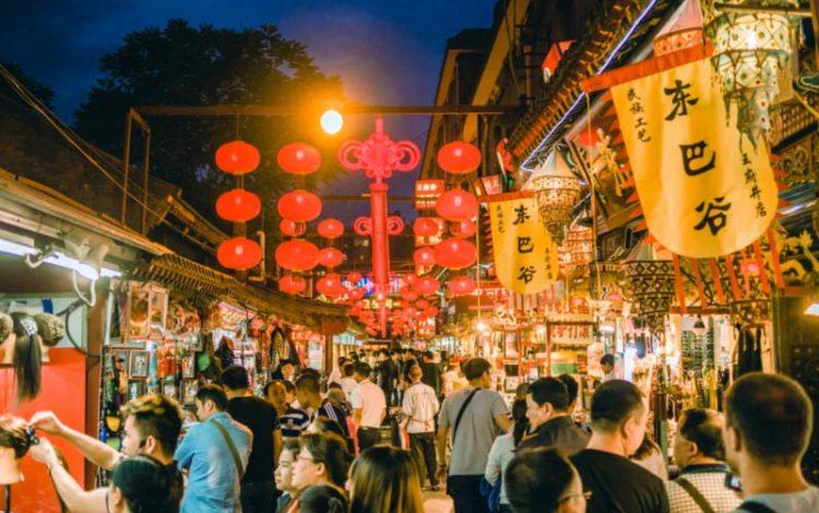 بازارهای چین