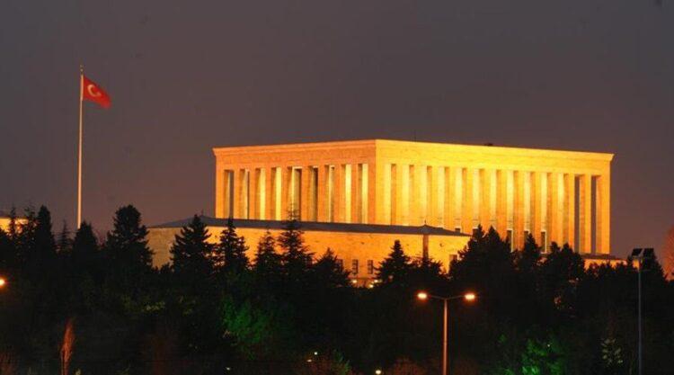 آرامگاه آتاتورک در آنکارا