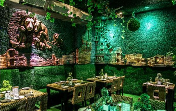 رستوران جنگل