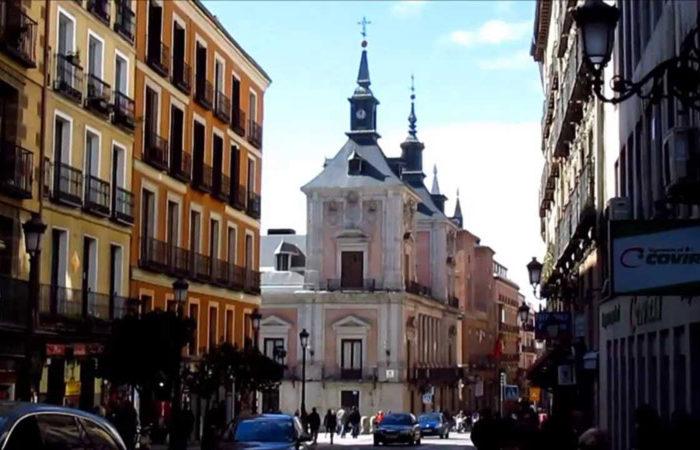خیابان کایه مایور (Calle Mayor)