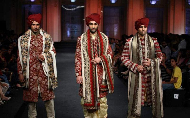 پوشش مردان هند