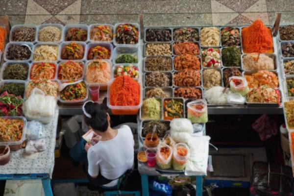 خوراکی های خوشمزه در آلماتی