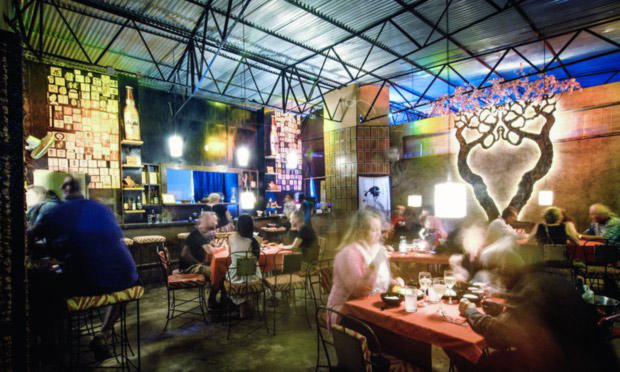 رستوران های محلی گوا