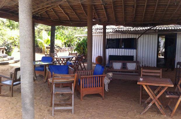 پوسادای ساحلی ، واقع در کالانگوته